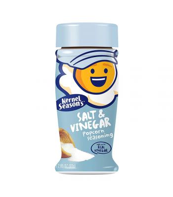 Kernel Season's Salt & Vinegar Seasoning - 2.85oz (80g) Food and Groceries Kernel Season's