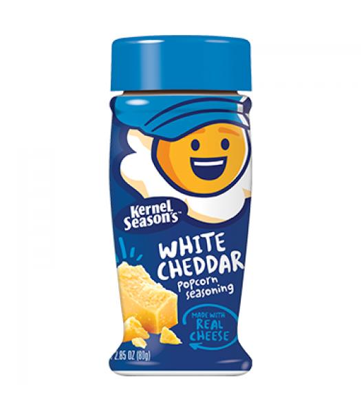 Kernel Season's White Cheddar Popcorn Seasoning 2.85oz (80g) Food and Groceries Kernel Season's
