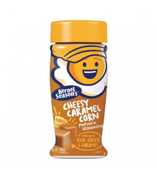 Kernel Season's Cheesy Caramel Corn Seasoning - 2.85oz (80g) Food and Groceries Kernel Season's