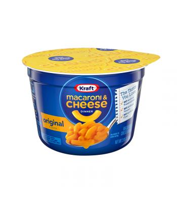 Kraft Easy Mac Cup Original - 2.05oz (58g) Food and Groceries Kraft