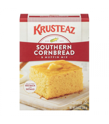 Krusteaz Southern Cornbread & Muffin Mix - 11.5oz (326g) Food and Groceries Krusteaz