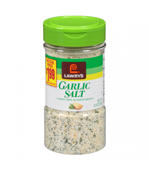 Lawry's Garlic Salt 11oz (311g) Food and Groceries Lawry's
