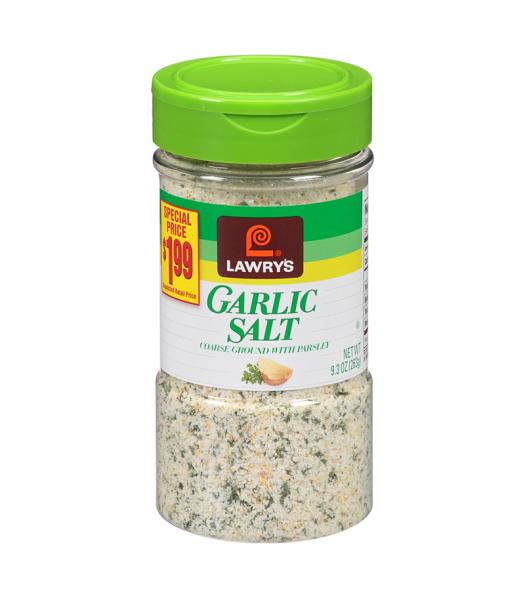Lawry's Garlic Salt 11oz (311g) Food and Groceries Lawry's