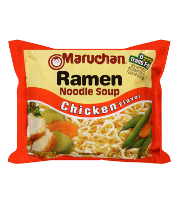 Maruchan - Chicken Flavor Ramen Noodles - 3oz (85g)