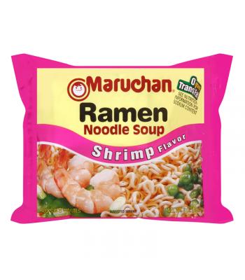 Maruchan - Shrimp Flavor Ramen Noodles - 3oz (85g)