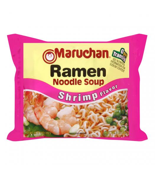 Maruchan Ramen Noodles Shrimp 3oz (85g)