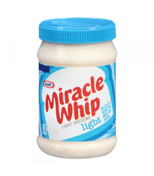 Miracle Whip Light 15oz (425g) Sauces & Condiments Miracle Whip