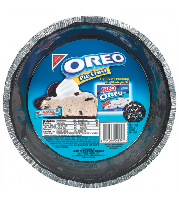 Oreo 9 Inch Pie Crust 6oz (170g) Food and Groceries Oreo