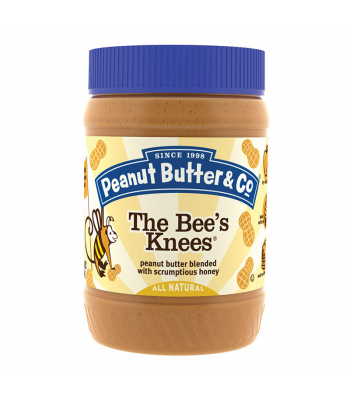 PB & Co The Bees Knees Honey Peanut Butter 16oz (454g) Food and Groceries