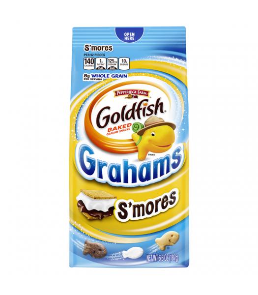 Pepperidge Farm Goldfish Grahams S'Mores 6.6oz (187g)