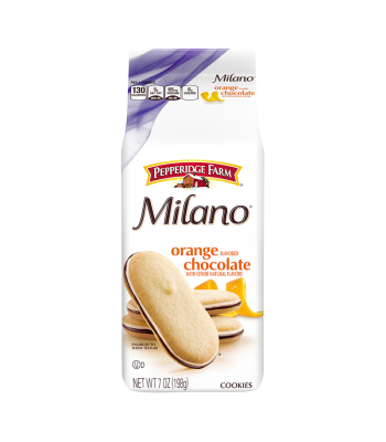 Pepperidge Farm Milano Orange Cookies - 7oz (198g)