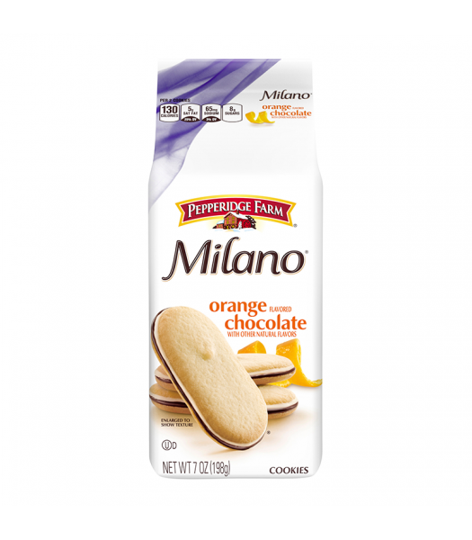 Pepperidge Farm Milano Orange Cookies - 7oz (198g) Cookies and Cakes Pepperidge Farm