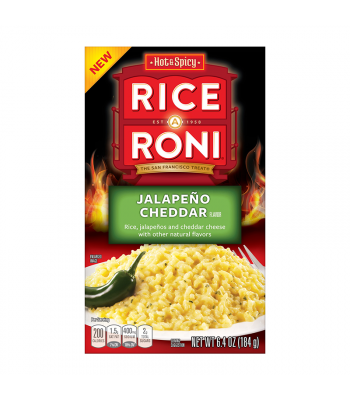 Rice-A-Roni Jalapeno Cheddar - 6.4oz (184g) Food and Groceries Rice-A-Roni