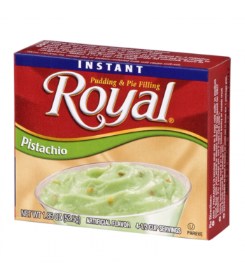 Royal Pudding - Pistachio - 1.85oz (52.5g) Food and Groceries