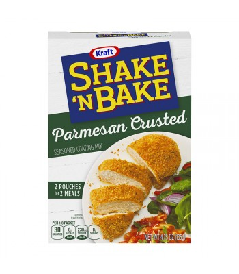 Shake 'N Bake Parmesan Seasoned Coating Mix - 4.75oz (135g)