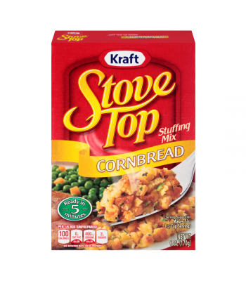 Stove Top Cornbread Stuffing 6oz (170g) Baking & Cooking Stove Top