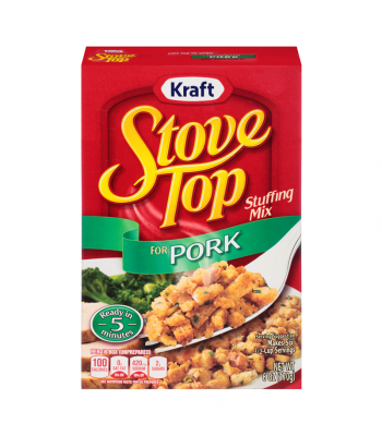 Stove Top Pork Stuffing Mix 6oz (170g) Baking & Cooking Stove Top