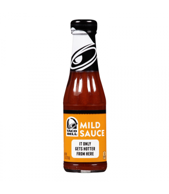 Taco Bell Mild Sauce 7.5oz (213g) Sauces & Condiments Taco Bell