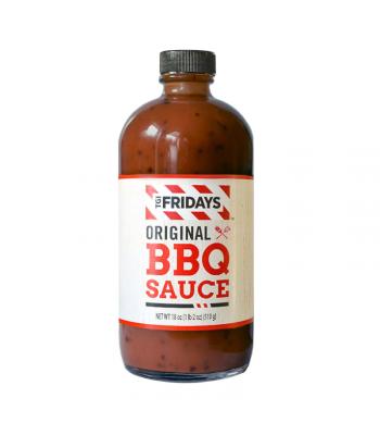 TGI Fridays Original BBQ Sauce - 18oz (510g) Food and Groceries TGI Fridays