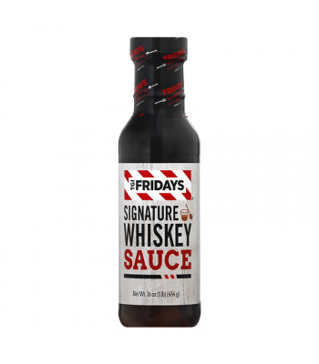 TGI Fridays Signature Whiskey Sauce - 16oz (454g) Food and Groceries TGI Fridays