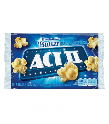 Clearance Special - Act II Butter Popcorn - 2.75oz (78g) **Best Before: 08 June 21** Clearance Zone