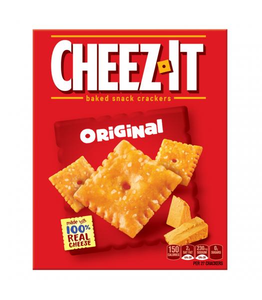 Cheez Its Original 7oz Box (198g)