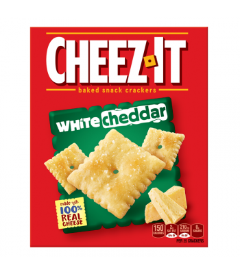 Cheez Its White Cheddar 7oz Box (198g)