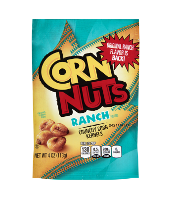 Corn Nuts Ranch 4oz (113g) Crisps & Chips Corn Nuts