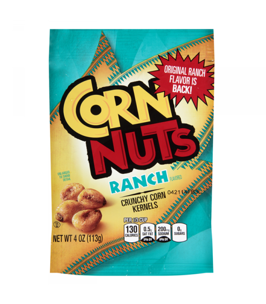 Corn Nuts Ranch 4oz (113g)