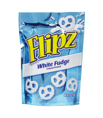 DeMet's Pretzel Flipz White Fudge 5oz (141g)