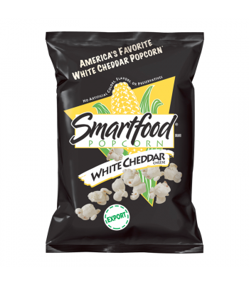 Frito Lay Smartfood White Cheddar Popcorn 5.5oz (156g) Snacks and Chips Frito-Lay