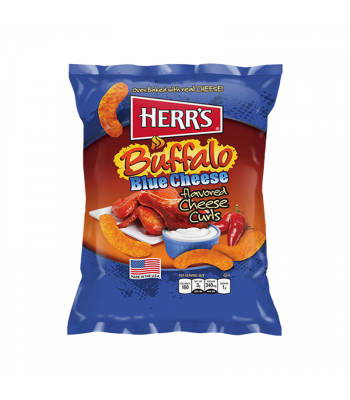 Herr's Buffalo Blue Cheese Curls - 3oz (85.1g)