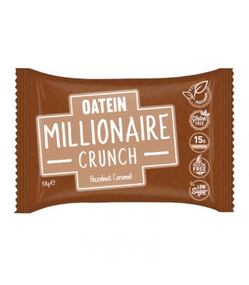 Oatein Millionaire Crunch Hazelnut Caramel - 58g Food and Groceries