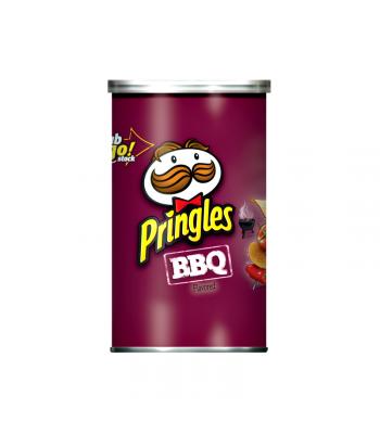 Pringles Grab & Go - BBQ - 2.5oz (71g) Crisps & Chips Pringles