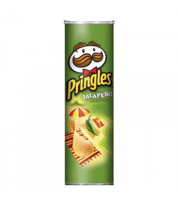 Pringles Jalapeno 5.96oz (169g)