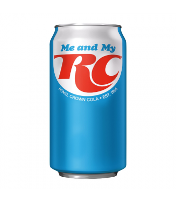 RC Cola - 12fl.oz (355ml) Soda and Drinks
