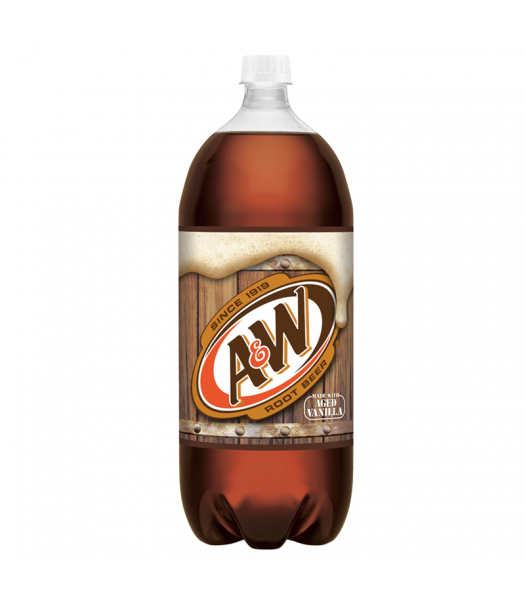 A&W Root Beer - 2 Litre Soda and Drinks A&W