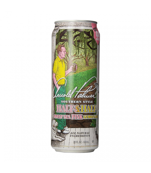 Arizona - Arnold Palmer Half & Half Sweet Tea Pink Lemonade - 23oz (680ml)