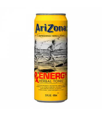 AriZona RX Energy 23.5oz Iced Tea Arizona