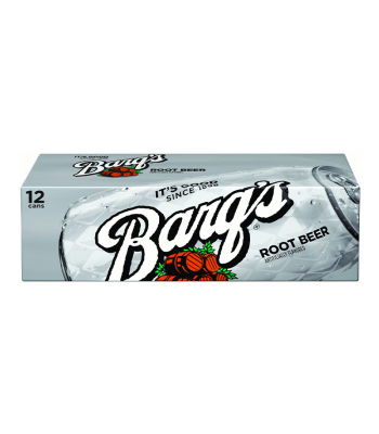 Barq's Root Beer - 12-Pack (12 x 12fl.oz (355ml)) Soda and Drinks