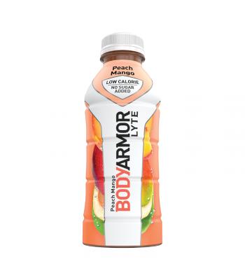 BODYARMOR LYTE Sports Drink Peach Mango - 16oz (473ml) Soda and Drinks