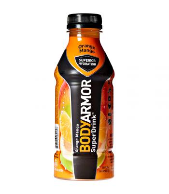 BodyArmor SuperDrink - Orange Mango - 16fl.oz (473ml)