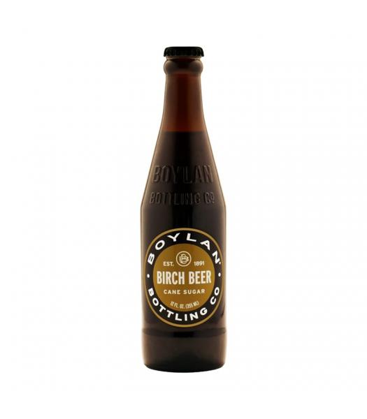 Boylan Birch Beer - 12fl.oz (355ml) Soda and Drinks Boylan