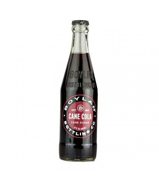 Boylan Cane Cola - 12fl.oz (355ml) Soda and Drinks