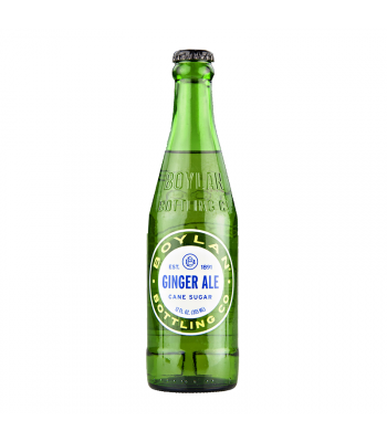 Boylan Ginger Ale - 12fl.oz (355ml) Soda and Drinks