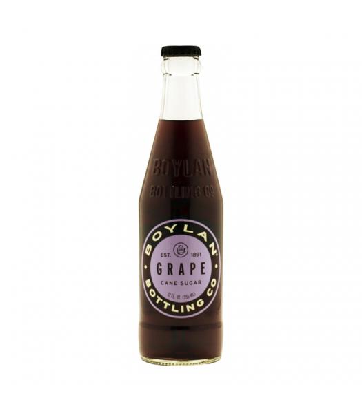 Boylan Grape Soda - 12fl.oz (355ml) Soda and Drinks