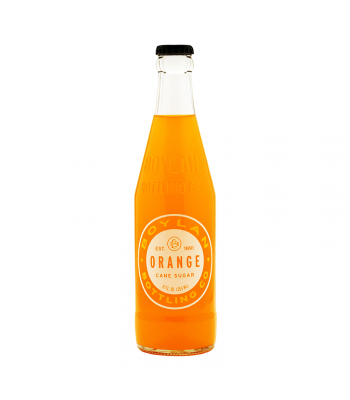 Boylan Orange Soda - 12fl.oz (355ml) Soda and Drinks