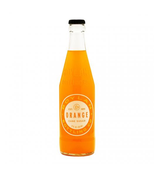 Boylan Orange Soda - 12fl.oz (355ml) Soda and Drinks Boylan