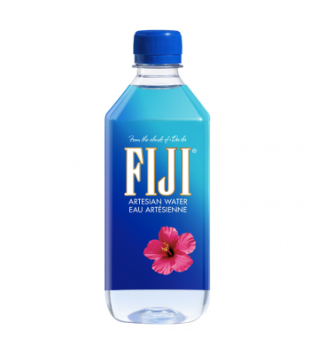 FIJI Natural Artesian Bottled Water 1.05pt (500ml) Soda & Drinks