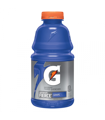 Gatorade Fierce Grape 32oz (946ml)  Energy & Sports Drinks Gatorade